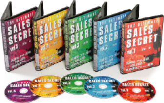 THE ULTIMATE SALES SECRET 商品画像